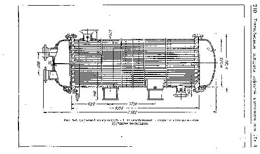 Кожухотрубчатый теплообменник с неподвижными решетками Уплотнения теплообменника Этра ЭТ-201 Химки